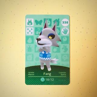 ニンテンドー3DS(ニンテンドー3DS)のとびだせどうぶつの森 amiiboカード シベリア(カード)
