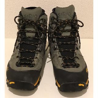 SIRIO - SIRIO シリオ 登山靴 P.F.46 GORE TEX 25.5cm