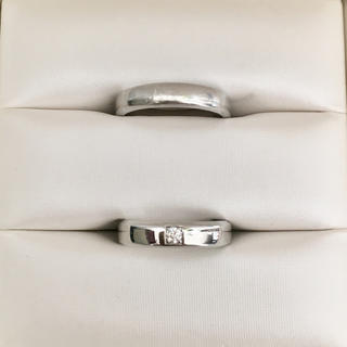 ヴァンクリーフアンドアーペル(Van Cleef & Arpels)のヴァンクリーフ&アーペル トゥージュール リング Pt950 13.1g(リング(指輪))