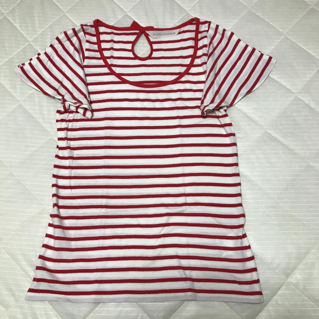 31 Sons de mode(トランテアンソンドゥモード)のトランテアン  ボーダーTシャツ レディースのトップス(Tシャツ(半袖/袖なし))の商品写真