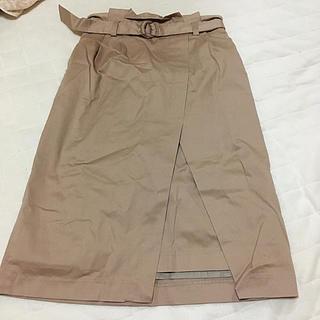 YECCA VECCA - ベージュピンク スカート