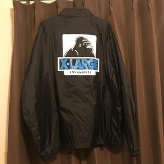 エクストララージ(XLARGE)のXLARGE コーチジャケット 希少色(ナイロンジャケット)