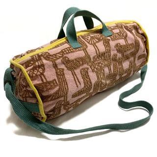 ミナペルホネン(mina perhonen)のミナペルホネン mina perhonen mingling パイル バッグ 鞄(ショルダーバッグ)