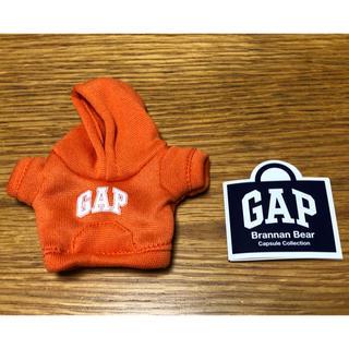 ギャップ(GAP)のGAPパーカー 幻のガチャガチャ  オレンジ(キャラクターグッズ)
