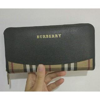 BURBERRY - Burberry 長財布 美品 男女兼用