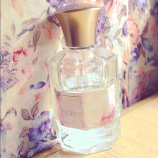 サボン(SABON)のSABON グリーンローズ 香水(香水(女性用))
