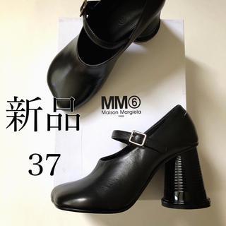 マルタンマルジェラ(Maison Martin Margiela)の新品/37 MM6 メゾン マルジェラ 足袋モチーフ カップヒール パンプス(ハイヒール/パンプス)