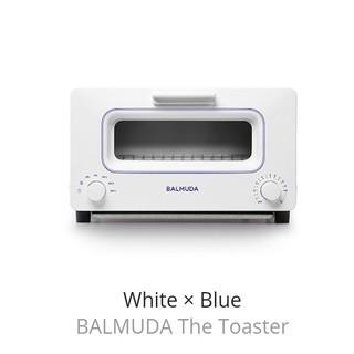 バルミューダ(BALMUDA)のバルミューダ BALMUDA The Toaster K01E-W B(調理機器)