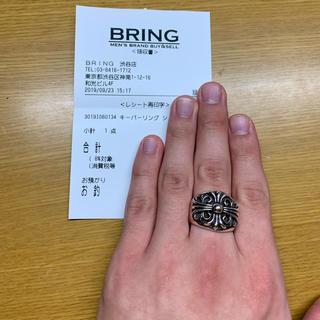 クロムハーツ(Chrome Hearts)のクロムハーツ キーパーリング(リング(指輪))