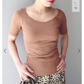 エディットフォールル(EDIT.FOR LULU)のエディットフォールル SOUPLELUZ 5ブソデTシャツ(Tシャツ(半袖/袖なし))