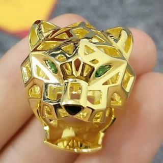 カルティエ(Cartier)のカルティエ リング Cartier Au 750 6号(リング(指輪))