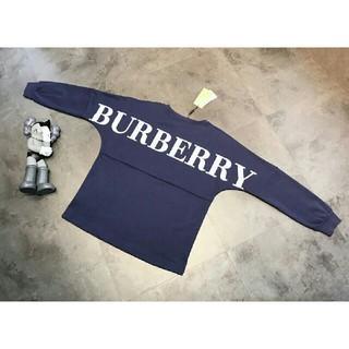バーバリー(BURBERRY)のBurberry バーバリー  スウェット 美品 男女兼用(トレーナー/スウェット)