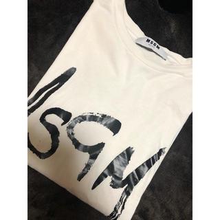 エムエスジイエム(MSGM)のMSGM(Tシャツ(半袖/袖なし))