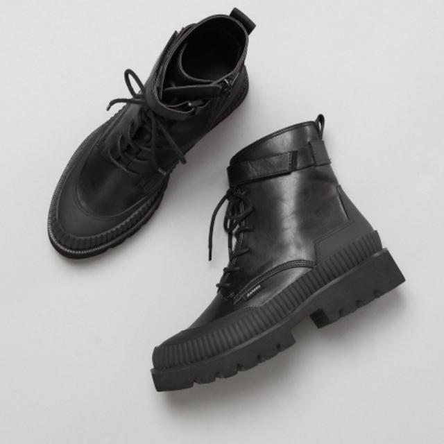 JEANASIS(ジーナシス)のジーナシス ビガーブーツ レディースの靴/シューズ(ブーツ)の商品写真