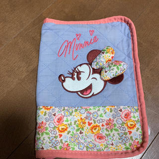 Disney - 値下げしました!ミニーちゃん母子手帳ケース☆