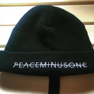 ピースマイナスワン(PEACEMINUSONE)のエリック様専用 peaceminusone  ニットキャップ(ニット帽/ビーニー)