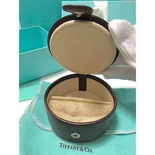 ティファニー(Tiffany & Co.)の新品未使用TIFFANYジュエリーボックス(小物入れ)
