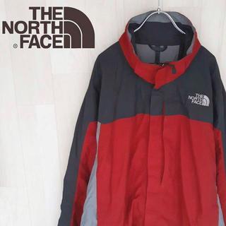 ザノースフェイス(THE NORTH FACE)の【04-45】ノースフェイス マウンテンジャケット hyvent ビッグサイズ(マウンテンパーカー)