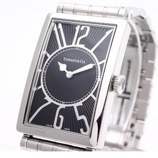ティファニー(Tiffany & Co.)の【TIFFANY&Co.】ティファニー'ギャラリー ☆美品☆(腕時計(アナログ))