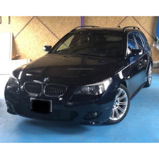 BMW - BMW 5シリーズツーリング 電子シフト!車検長い!