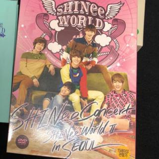 シャイニー(SHINee)のSHINee DVD ソウルコン(K-POP/アジア)