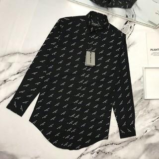 バレンシアガ(Balenciaga)の高品質 Balenciaga 19ss 男女兼用長 シャツ カジュアル(シャツ)
