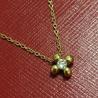 アーカー(AHKAH)のアーカー ダイヤモンド AHKAH k18 ネックレス ペンダント 18金(ネックレス)