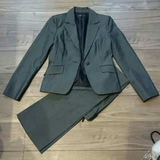 インディヴィ(INDIVI)のパンツスーツ INDIVI(スーツ)