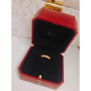 カルティエ(Cartier)のカルティエ ラブリング(リング(指輪))