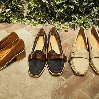 アングリッド(Ungrid)のungrid チェーンコンビローファー(ローファー/革靴)