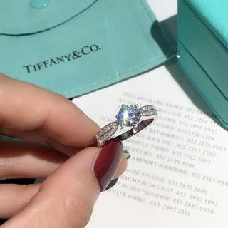 ティファニー(Tiffany & Co.)の売り上げTiffany リング  美品  (リング(指輪))