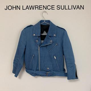 ジョンローレンスサリバン(JOHN LAWRENCE SULLIVAN)のJOHN LAWRENCE SULLIVAN デニムジャケット レディース(ライダースジャケット)