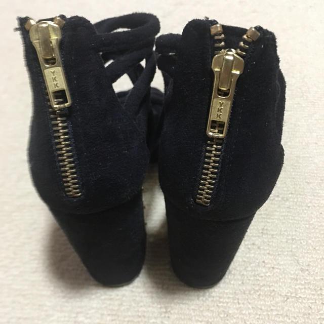 moussy(マウジー)のmoussy サンダル S レディースの靴/シューズ(サンダル)の商品写真