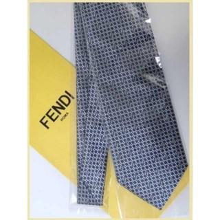 フェンディ(FENDI)の極美品★フェンディFENDI★【ロゴ柄】高級ネクタイ★大人気★(ネクタイ)