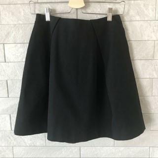 ドゥーズィエムクラス(DEUXIEME CLASSE)のドゥーズィエムクラス ブラックスカート(ひざ丈スカート)
