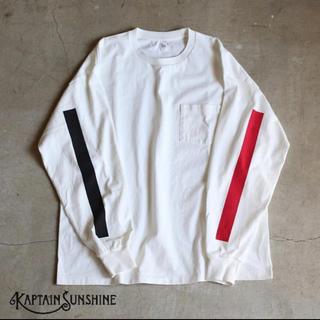 コモリ(COMOLI)のKaptain Sunshine West Coast Long Sleeve(Tシャツ/カットソー(七分/長袖))