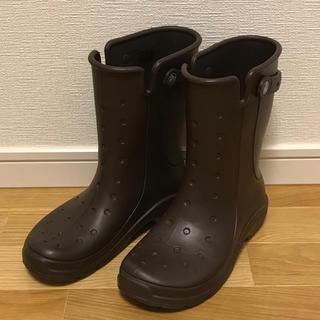 crocs - 【他サイト出品中】クロックス crocs 長靴 レインブーツ