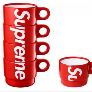シュプリーム(Supreme)のsupreme  stacking cups(グラス/カップ)