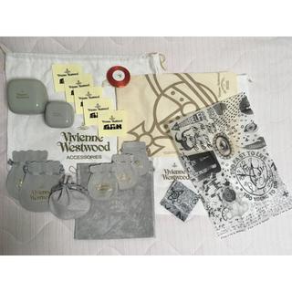 ヴィヴィアンウエストウッド(Vivienne Westwood)のヴィヴィアン 巾着(ショップ袋)