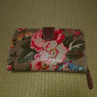 キャスキッドソン(Cath Kidston)のキャスキッドソン 二つ折り財布 美品(財布)