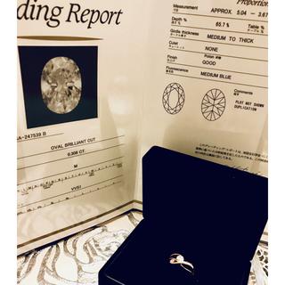早い者勝ち![美品]ダイヤモンド&ピンクサファイアリング(リング(指輪))