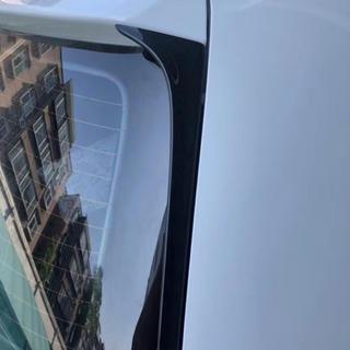 Volkswagen - VW ゴルフ7/7.5 GTIスタイル リアウィンドウ サイドスポイラー