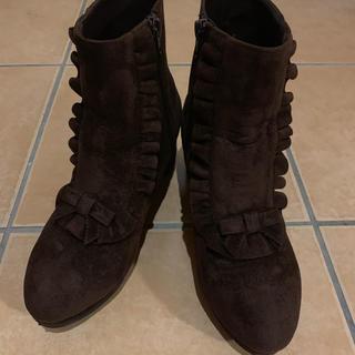 アンクルージュ(Ank Rouge)のAnkRouge ブーツ(ブーツ)