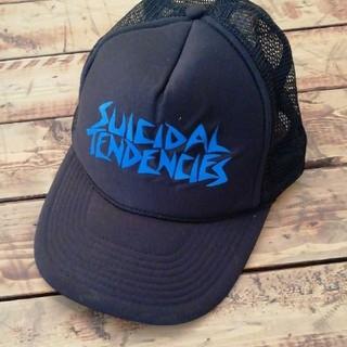 SUICIDAL TENDENCIES - suicidal tendencies❁メッシュキャップ