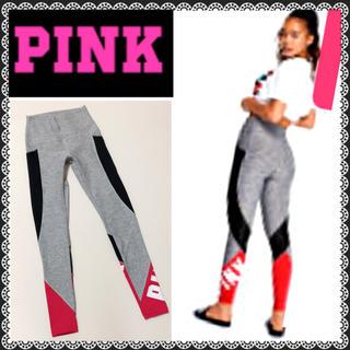 ヴィクトリアズシークレット(Victoria's Secret)のPINK メッシュポケットレギンスXS(レギンス/スパッツ)