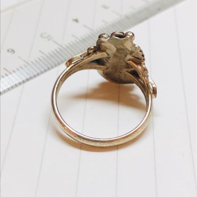 インディアンジュエリー オパール リング レディースのアクセサリー(リング(指輪))の商品写真