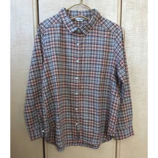 サマンサモスモス(SM2)のSM2*起毛チェックのシャツ(シャツ/ブラウス(長袖/七分))