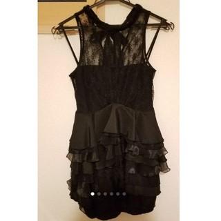 リリーブラウン(Lily Brown)のリリーブラウン ドレス ワンピース(ミニドレス)