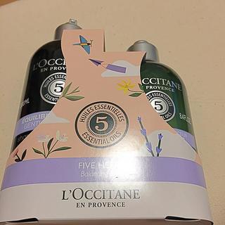 ロクシタン(L'OCCITANE)のL'OCCITANEファイブハーブスバランシングデュオ(コンディショナー/リンス)