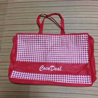 ココディール(COCO DEAL)のショップバッグ【ココディール】(ショップ袋)